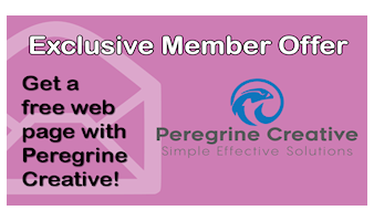 Member Benefit Side Panel Ad - Peregrine Creative  18/11/2019