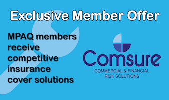 Member Benefit Side Panel Ad - Comsure 9/10/2019