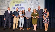Plumbing Ambassadors Appointed on World Plumbing Day to Inspire Future Tradies
