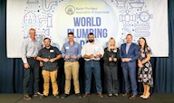 2020 Plumbing Ambassadors Announced on World Plumbing Day