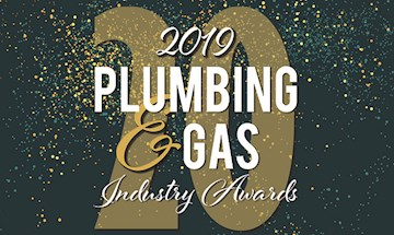 2019 Plumbing & Gas Industry Awards