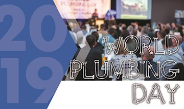 World Plumbing Day Breakfast and Trade Expo 2019