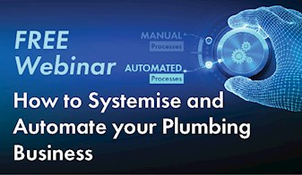 MPAQ Webinar - How to Systemise and Automate your Plumbing Business with PROTRADE