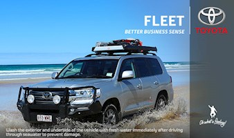 Toyota Gold Fleet Discounts for MPAQ Members!