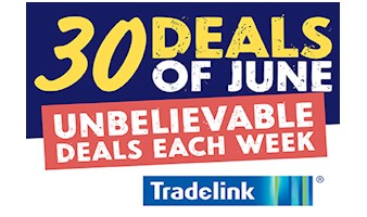Tradelink's 30 Deals of June Promotion is Back for 2019