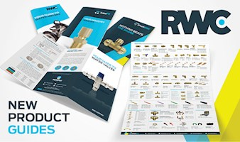 Find the fitting you need fast with RWC's new range of flyers.