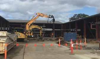 Beenleigh Training Facility Update from PICAC