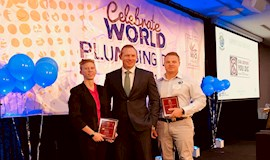 9 March 2018 - New Plumbing Ambassadors Announced at World Plumbing Day Celebrations