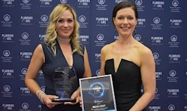 22 July 2018 - Record Number of Women Recognised as Plumbers Shine a Light on Industry's Best